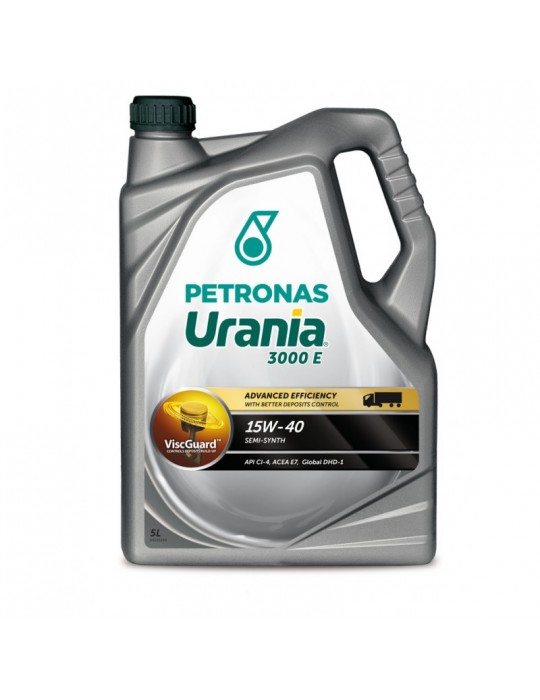 Petronas Urania 3000 e 15W40-5L