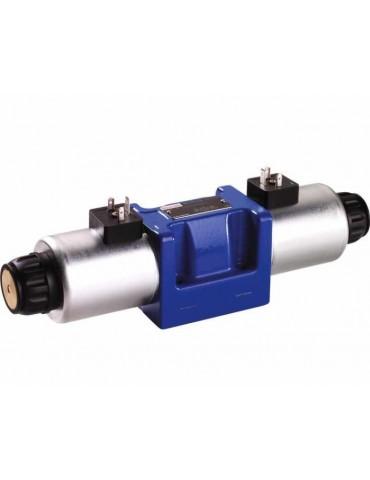 Válvula direccional de corredera 4WE 10 E5X/EG24N9K4/M (R901278761)