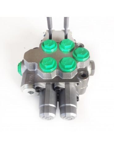 Distribuidor hidráulico Roquet (1102C11CXX-JD1)