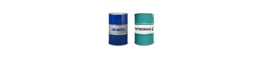 Aceites industriales Petronas, Q8 Olis y Klüber Lubrication | Velfair