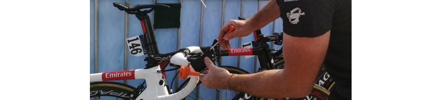 Reparación de bicicletas